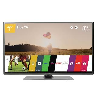 "Buy LG 50LF652V LED HD 1080p 3D Smart TV, 50"" with Freeview HD, Built-In Wi-Fi & 2x 3D Glasses Online at johnlewis.com"