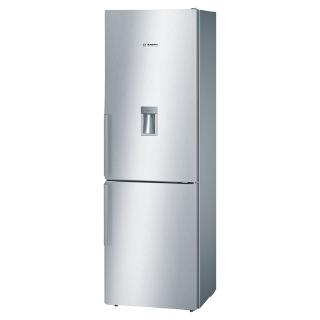 Buy Bosch KGD36VI30G Freestanding Fridge-Freezer, A++ Energy Rating, 60cm Wide, Stainless Steel Online at johnlewis.com