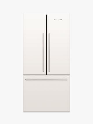 Buy Fisher & Paykel RF522ADW4 Fridge Freezer, A+ Energy Rating, 79cm Wide, White Online at johnlewis.com