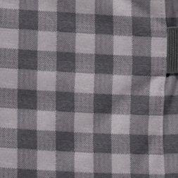 Simple Check Grey