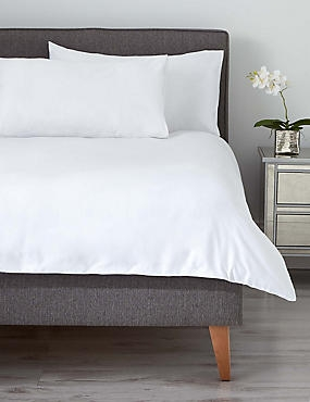 400 Thread Count Sateen Bed Linen, , catlanding