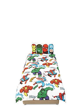 Avengers™ Bedding Set, MULTI, catlanding