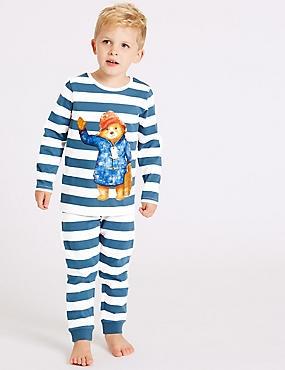 Paddington™ Pyjamas (1-7 Years), BLUE MIX, catlanding