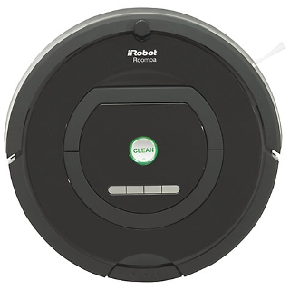 Buy i-Robot Roomba 770 Vacuum Cleaner Online at johnlewis.com
