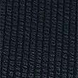Textured Satin Round Neck Long Sleeve Tops , NAVY, swatch