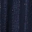 Textured Long Sleeve Shift Midi Dress  , NAVY, swatch