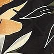 Floral Print Wide Leg Trousers , BLACK MIX, swatch