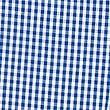 Girls' Gingham Pure Cotton Zip Dress, BLUE, swatch