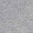 Pure Cashmere Ribbed Round Neck Jumper, SILVER GREY, swatch