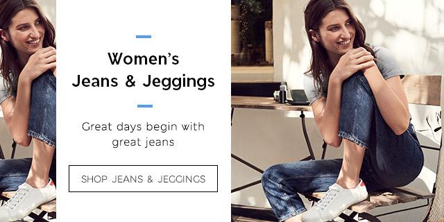 Shop Jeans & Jeggings