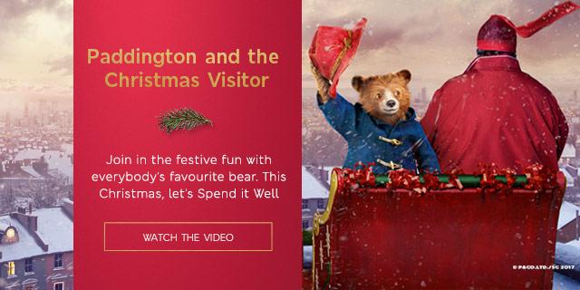 The M&S Christmas TV ad