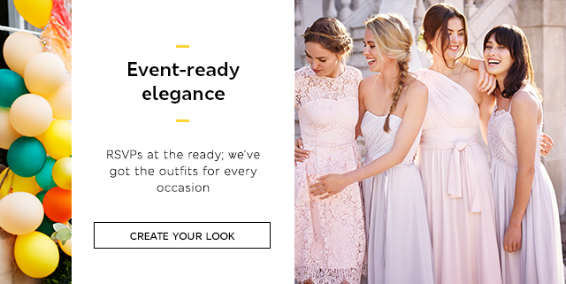 Event-ready elegance