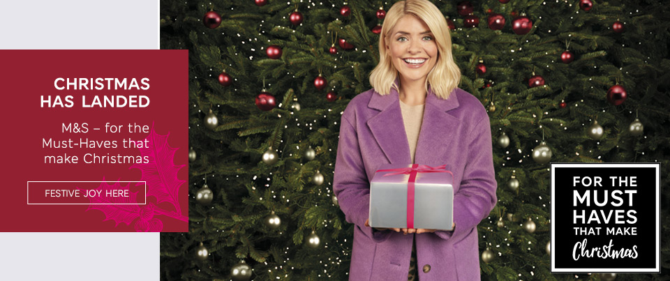 The M&S Christmas TV ad